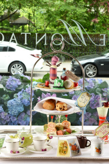 The Montagu - Mad Hatter's Afternoon Tea with Cocktail