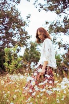 Fashion: A prairie-tale romance