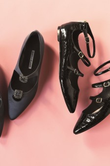 Manolo Blahnik and Office shoes